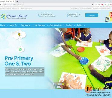 Olivine School, Daycare, Playgroup, Kindergarten, Primary School - Inspimate