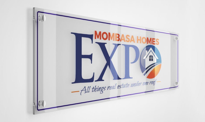 Mombasa Homes Expo Logo Design by Inspimate Enterprises
