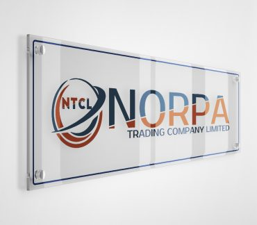 NORPA Trading Limited Branding, Logo design by Inspimate Enterprises