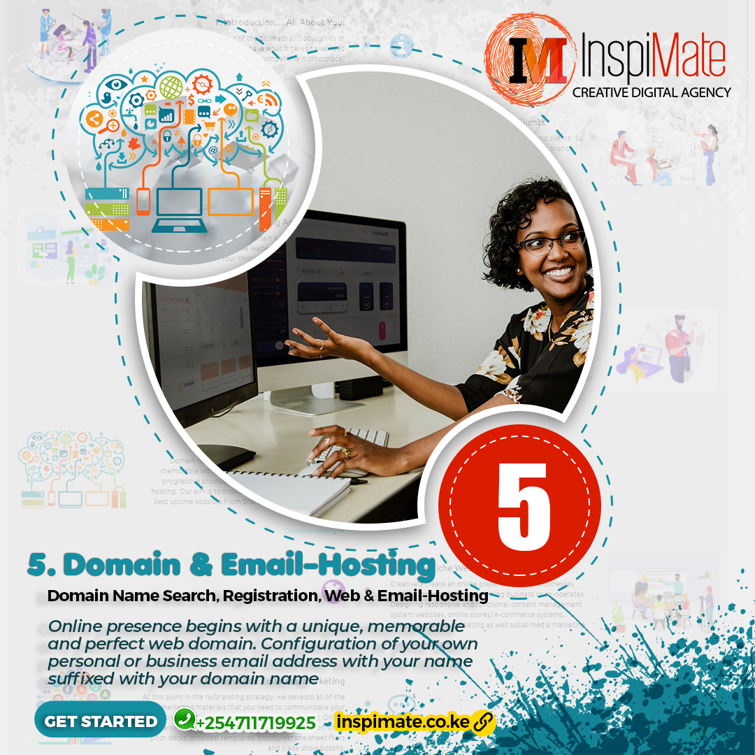 inspimate - Domain Registration, Domain Name Search, Email-Hosting