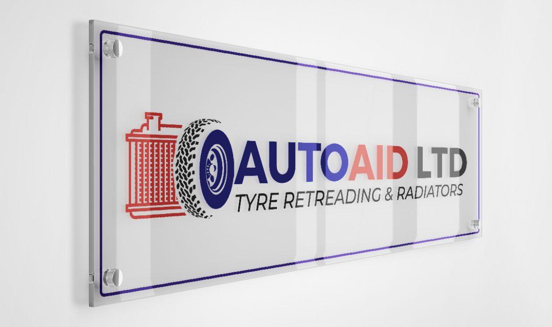 Logo Design for Auto Aid Limited by Inspimate Enterprises