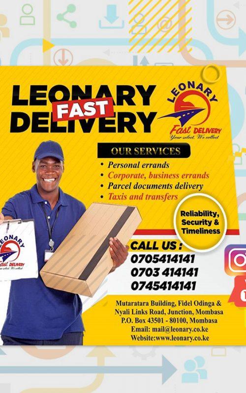 Leonary Delivery Marketing