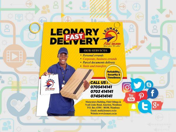 Leonary Fast Delivery Social Media Marketing & Online Digital Marketing