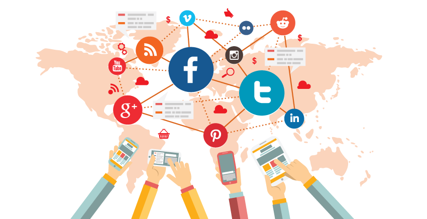 Social Media Marketing (SMM) - Inspimate Enterprises - Startup, Corporate, Business Branding, Logo, Web Design, Online Social Media Marketing Kenya