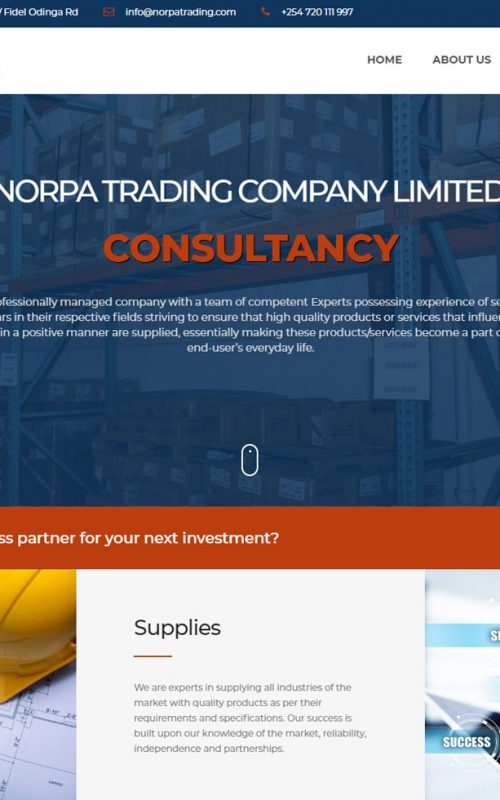 NORPA Trading Limited