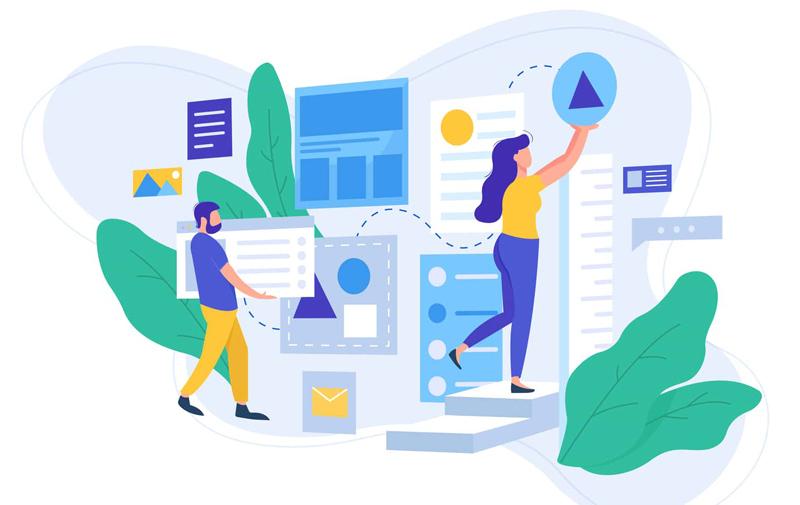 Startup Package - Identity, Branding, Logo, Stationery Set Design, Website