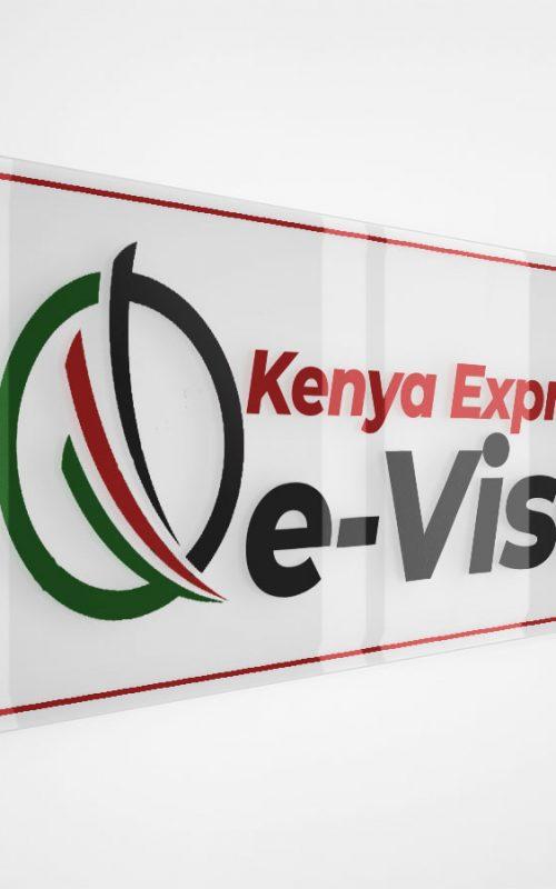 Kenya Express eVisa Logo
